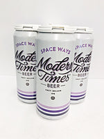 MODERN TIMES SPACE WAYS HAZY NELSON IPA