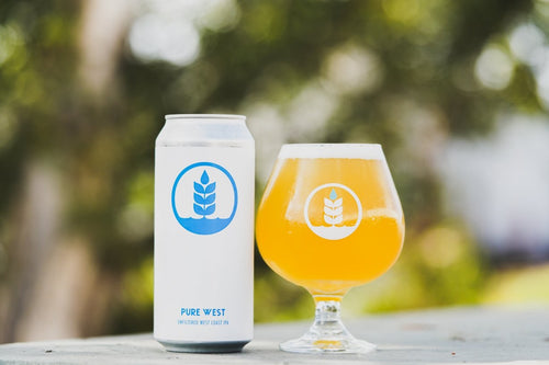 PURE PROJECT PURE WEST WEST COAST IPA