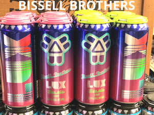 BISSELL BROTHERS LUX PALE RYE ALE