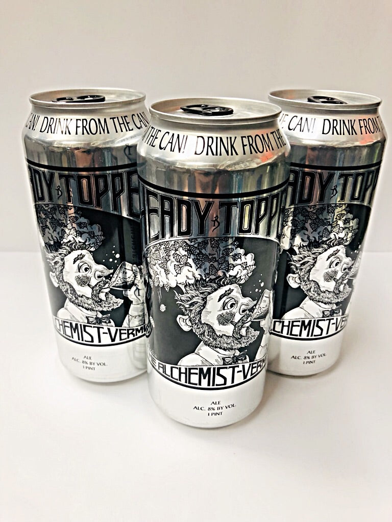 THE ALCHEMIST HEADY TOPPER DOUBLE IPA