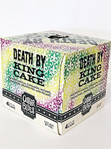 OSKAR BLUES DEATH BY KING CAKE PORTER