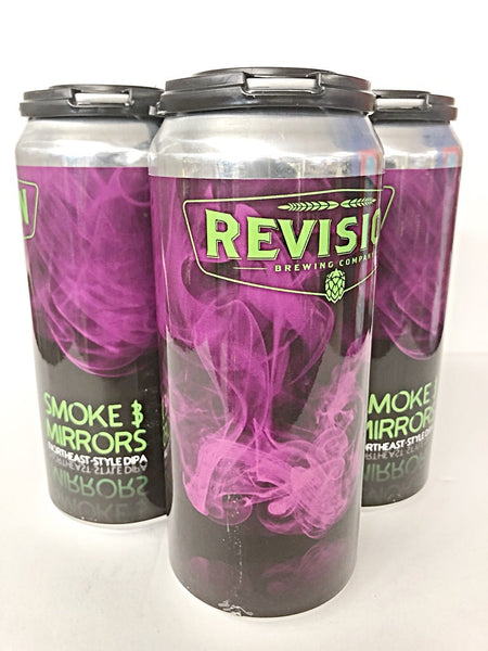 REVISION SMOKE & MIRRORS DOUBLE IPA