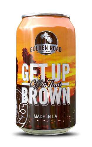 Get Up Offa That Brown Ale 12 oz