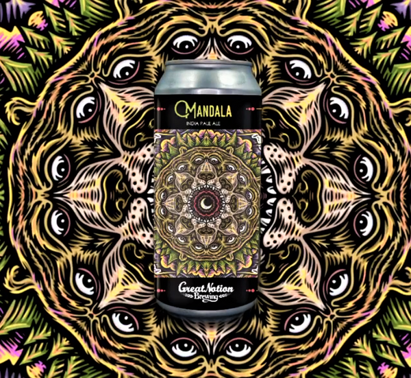 GREAT NOTION MANDALA HAZY IPA