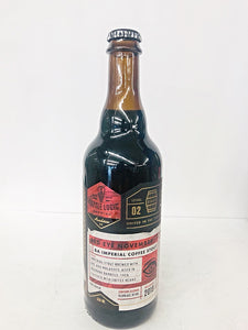 BOTTLE LOGIC RED EYE NOVEMBER BA RUSSIAN IMPERIAL STOUT 19'