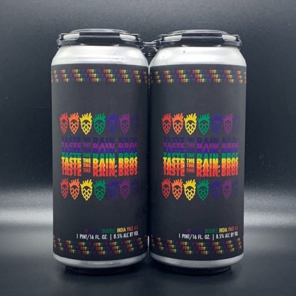 INDIE TASTE THE RAIN, BROS DOUBLE IPA
