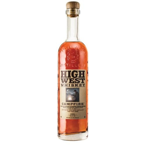 HIGH WEST CAMPFIRE BOURBON