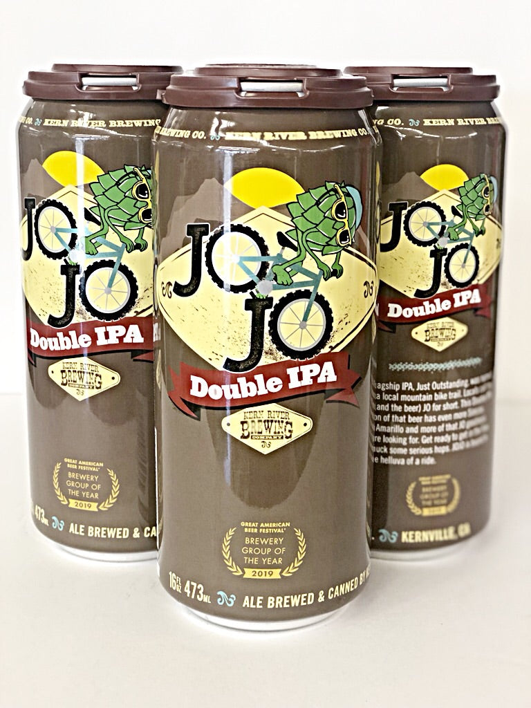 KERN RIVER JOJO DOUBLE IPA