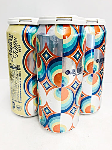 MODERN TIMES GHOST MOUNTAIN HAZY IPA