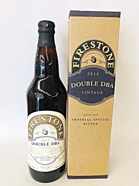 FIRESTONE DOUBLE DBA 14'