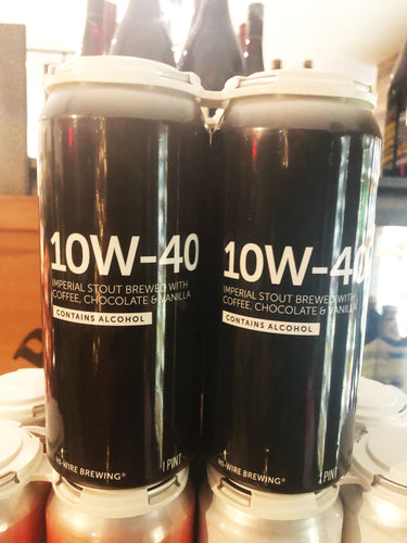 HI-WIRE 10W-40 IMPERIAL STOUT