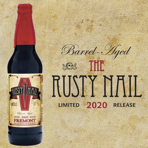 FREMONT THE RUSTY NAIL 20' BA STOUT