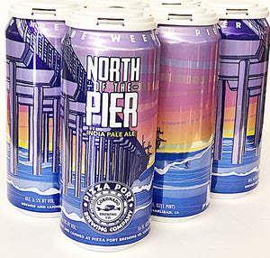 PIZZA PORT X CORONADO NORTH OF THE PIER IPA