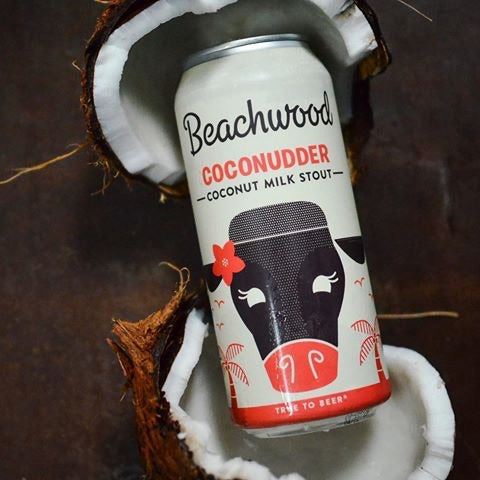 BEACHWOOD COCONUDDER MILK STOUT