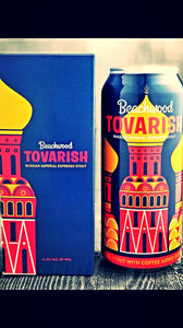 Tovarish Russian Imperial Espresso Stout