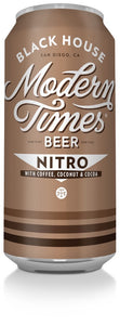 MODERN TIMES BLACK HOUSE NITRO W/ COFFEE,COCONUT & COCOA