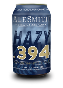 ALESMITH .304 HAZY PALE ALE