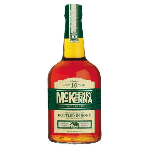HENRY MCKENNA 10 YEAR SINGLE BARREL