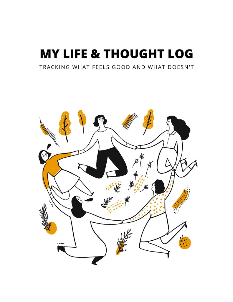 LIFE AND THOUGHT LOG