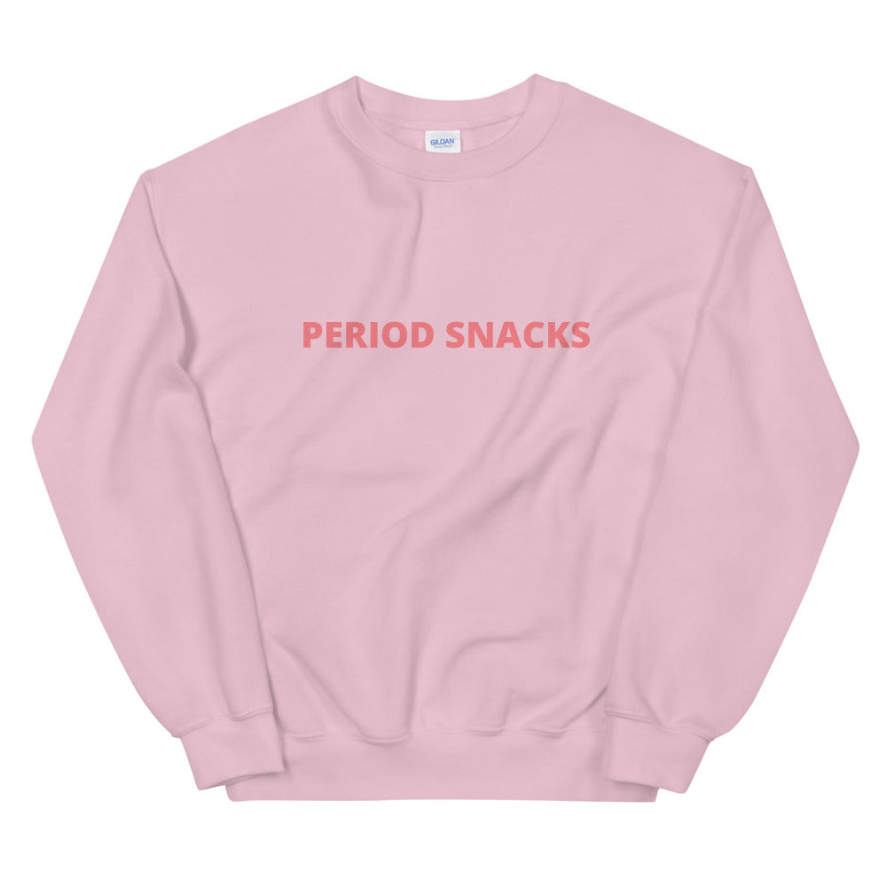 PERIOD x CARBS SWEATSHIRT