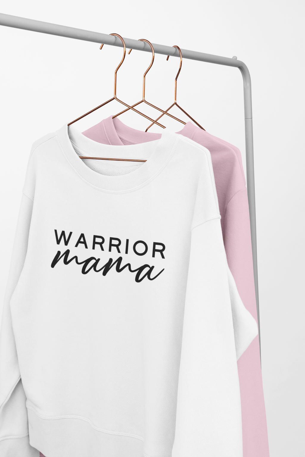 Chronic Illness Warrior Mama Sweatshirt