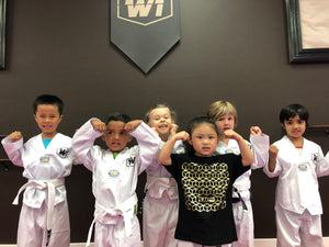 2 Weeks of Taekwondo Classes for Kids. In person & Online.