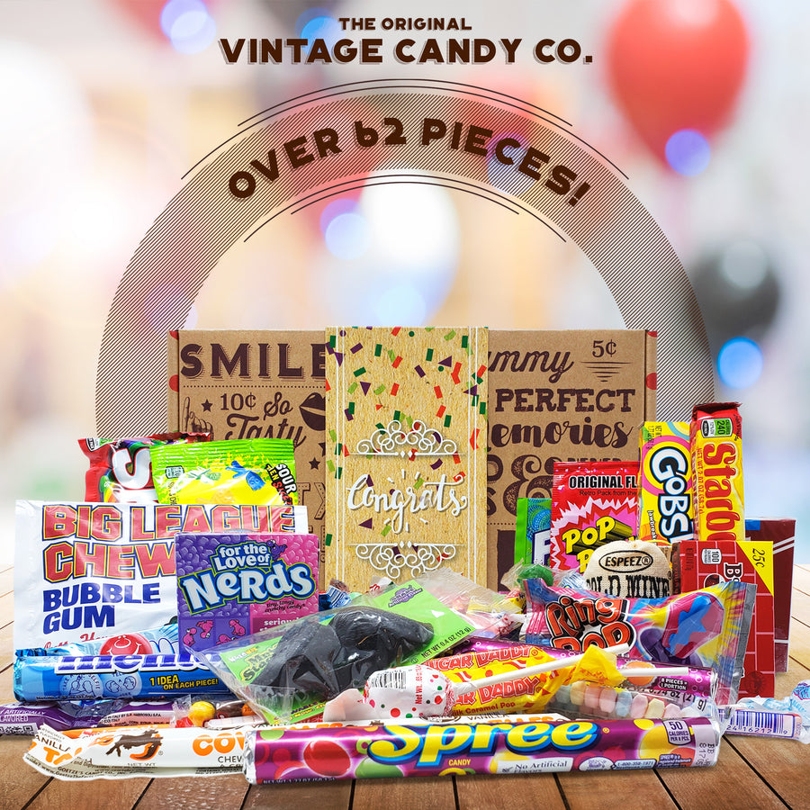 Congratulations Candy Care Package