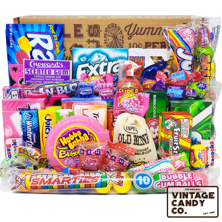 Bubble Gum Assortment