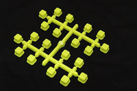 21116-Y Suspension Pin Bushings Yellow
