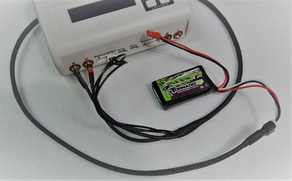 BSRC 1 Meter RX/TX Lipo Balance/Charge Lead