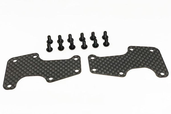 39201 A215 SV 1mm Carbon Front Wishbone Stiffener (for soft wishbone)