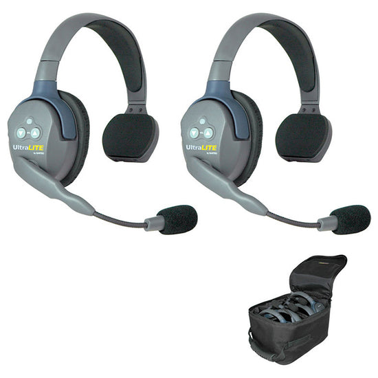 EARTECH COMMUNICATION HEADSETS