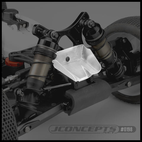 JCONCEPTS D819 / D817 FRONT WING SCOOP (2PK)