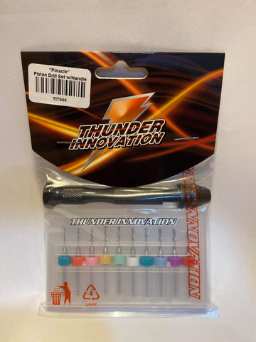 THUNDER INNOVATION PISTON DRILL SET W/HANDLE