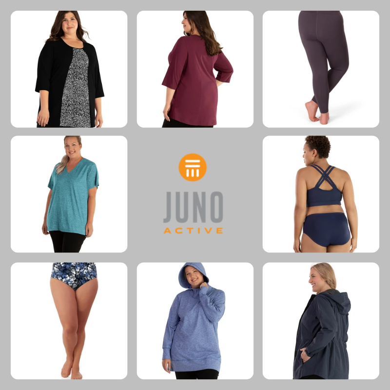 JunoActive Plus Size Blog - top 10 gift guide