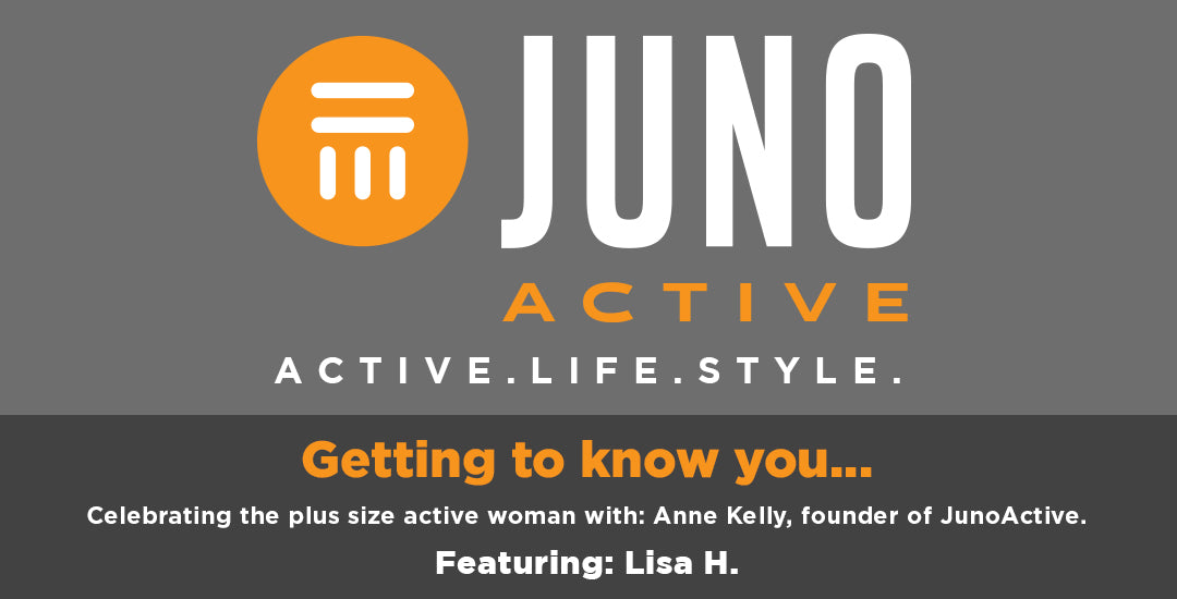 #ThisIsActive Q&A: JunoActive superfan Lisa H. Talks About Her Journey to Fitness and Just Showing Up