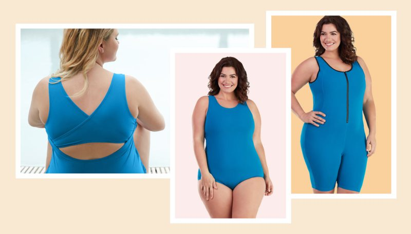 Why the right swimwear fabric really matters for plus-size women