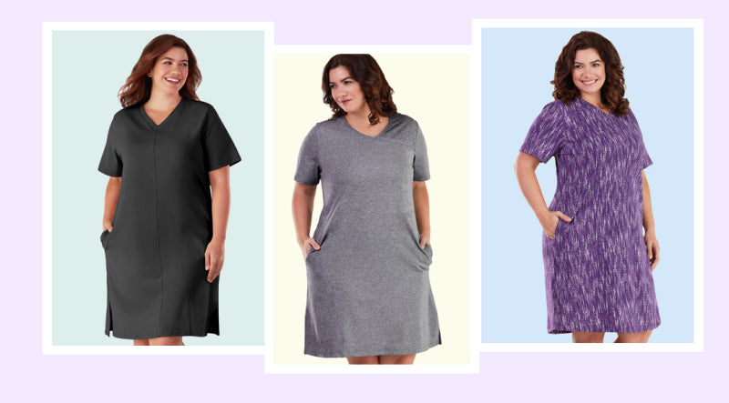 Our New Casual Active Dresses (with Pockets!)