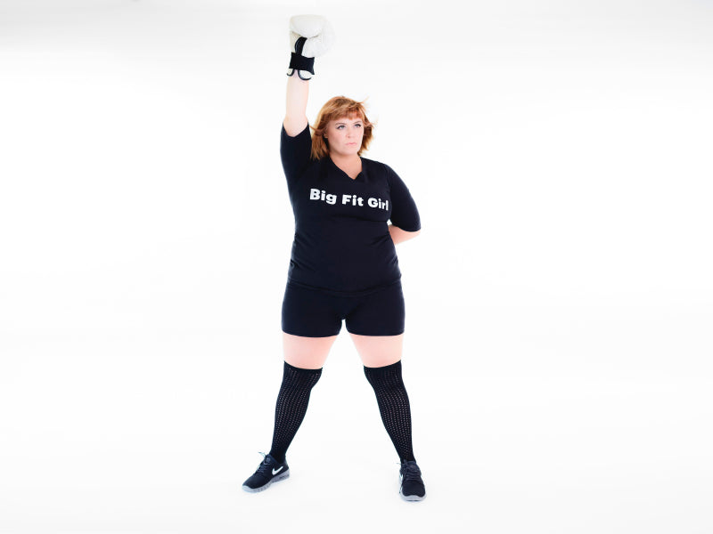 #ThisIsActive Q&A with Louise Green, Plus Size Fitness Coach and Author of Big Fit Girl