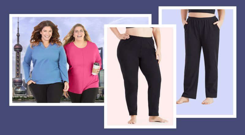 1464a7f8f4 In the Details  Our UltraKnit Cotton Blend Fabric is a Hit With Plus Size  Women