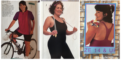 Images of Ann Ulrich, JunoActive's first fit model
