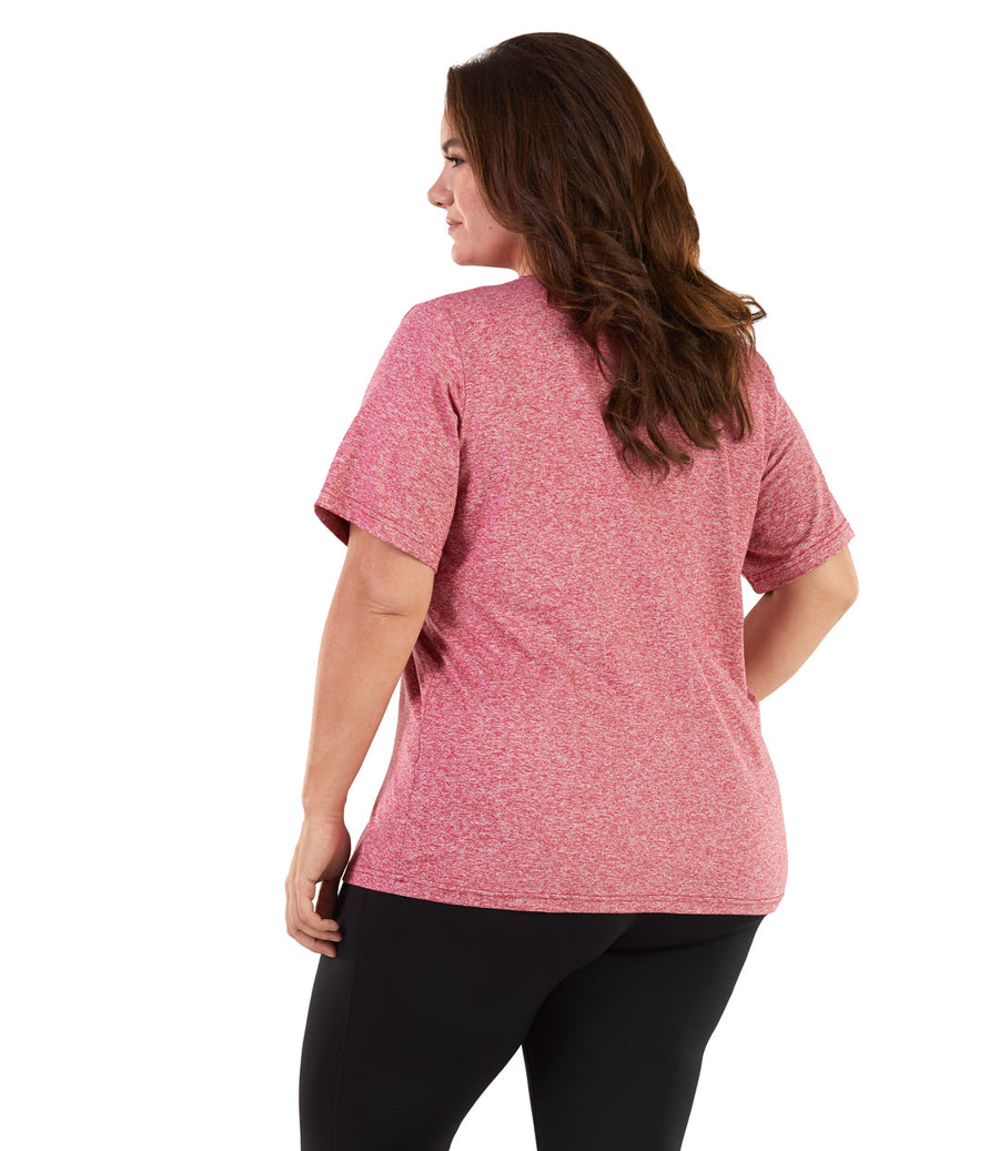 Plus Size activewear top
