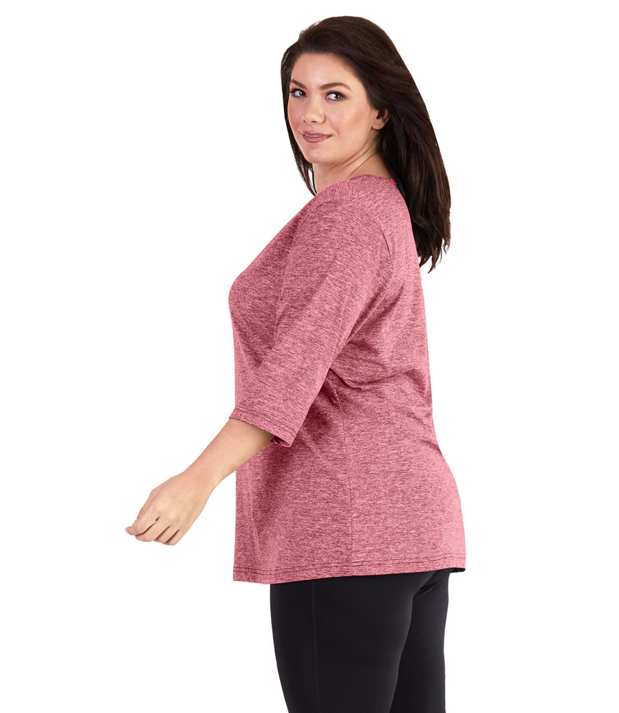 SoftWik® Women's V-Neck Tunic