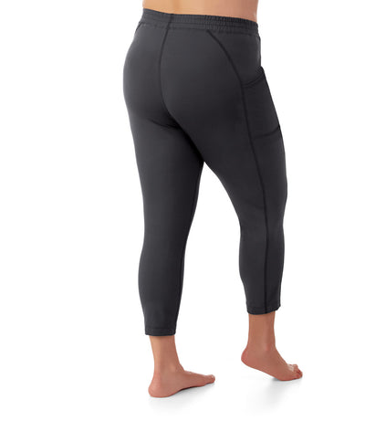 QuikWik® Side Pocket Capri - JunoActive