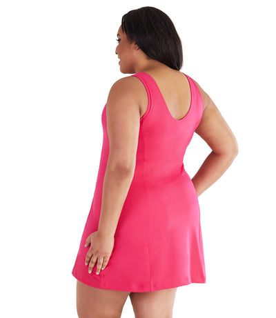AquaCurve™ Swim Dress - JunoActive