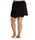 AquaSport Swim Skirt with Short-Swim Bottoms-SFO Apparel-XL-Black-JunoActive