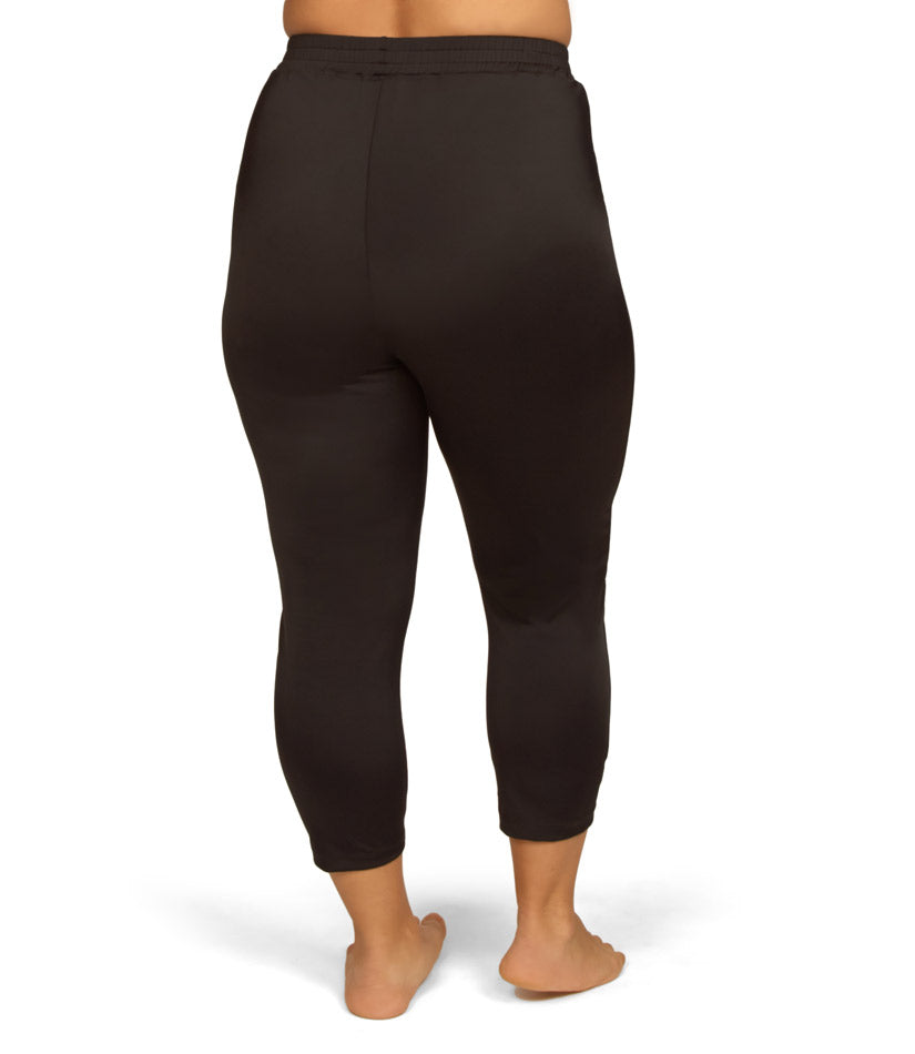 AquaSport™ Swim Capris - JunoActive