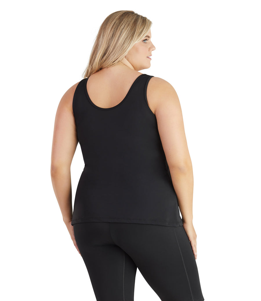 QuikEnergy™ Tankini Swim Top - JunoActive