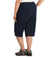 Hiking and Travel Short-Bottoms Shorts-Foo Brothers-XL-Navy Blue-JunoActive