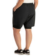 Dual Layer Walking Short-Bottoms Shorts-Foo Brothers-JunoActive
